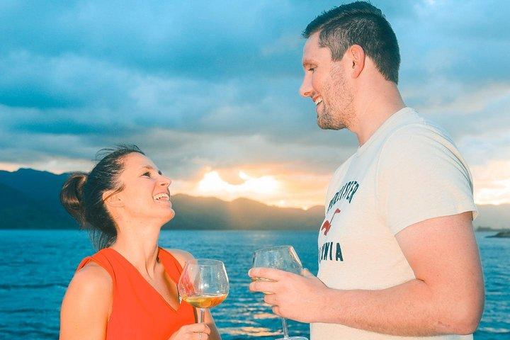 Moonshine Sunset Cruise on Lake Arenal, ,
