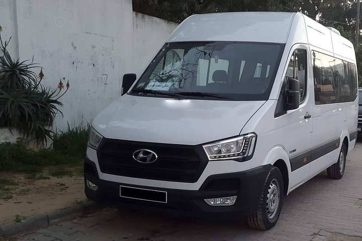 Monastir private minibus arrival & departue airport transfer to Hammam Sousse, Monastir, TUNEZ