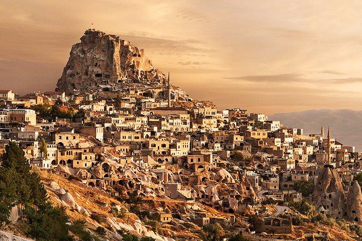 Cappadocia Delight : 2 Days Trip Including Camel Safari, and Balloon Ride Option, ,