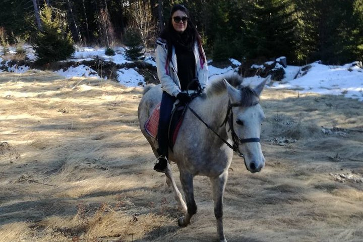 Private Teteven Horse Riding Experience from Sofia with Overnight, Sofia, BULGARIA