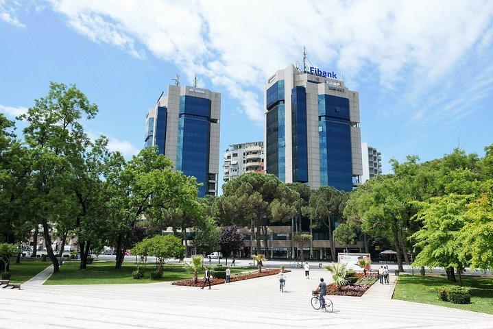 Highlights of Tirana 3-Hour Guided Walking Tour, Tirana, Albania