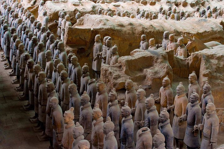 4 Day Private Silk Road Discovery from Qingdao: Xian, Dunhuang City Highlights, Qingdao, CHINA