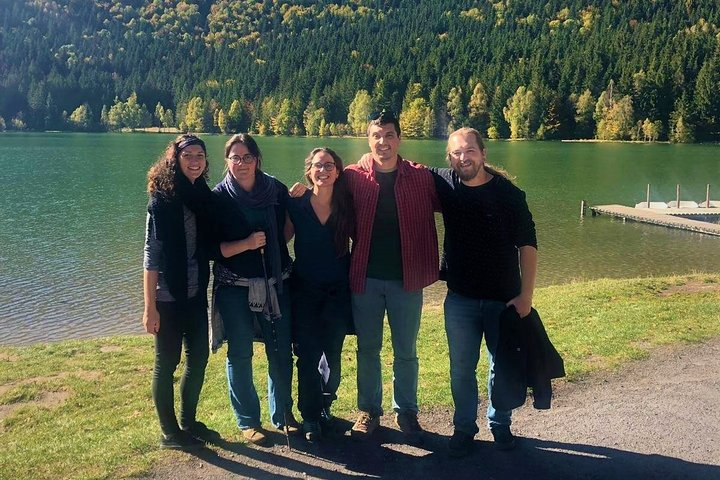 Private day trip to Saint Anna lake from Brasov with optional bear watching, Brasov, RUMANIA