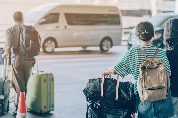 Private Departure Transfer: Fez Hotel to Fez Airport, Fez, MARRUECOS