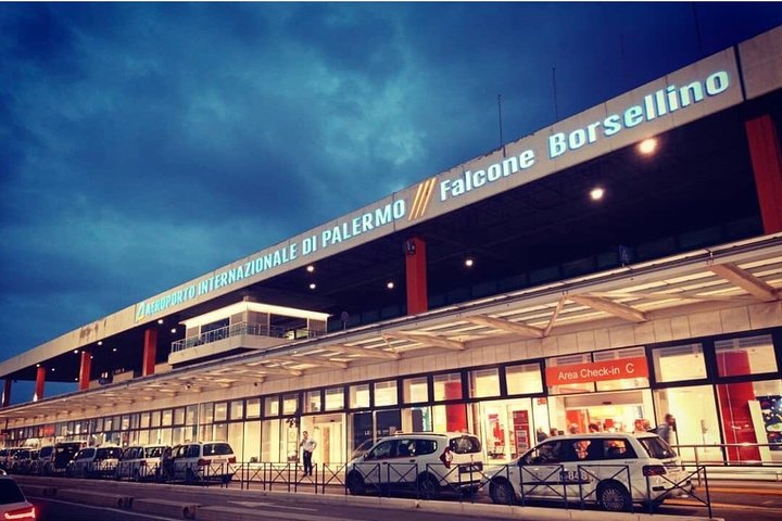 Le Calette, Cefalù to Palermo airport or vice versa, Private Transfer, Cefalu, Itália
