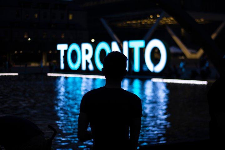 Small Group Guided Night on Toronto, Toronto, CANADA