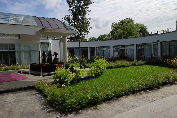 Self-Guided Tour in the Museum of Roses, Sliven, BULGARIA