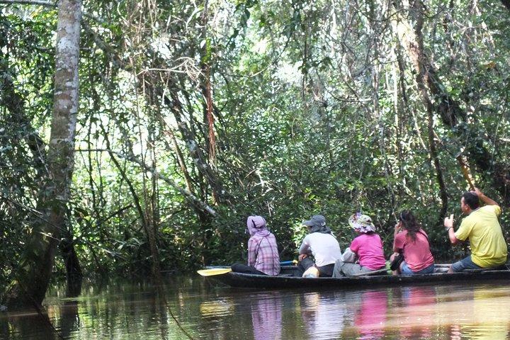 Cuyabeno - Aguas Negras - Selva Primaria 4 Dias 3 Noches Todo Incluido, Baños, ECUADOR