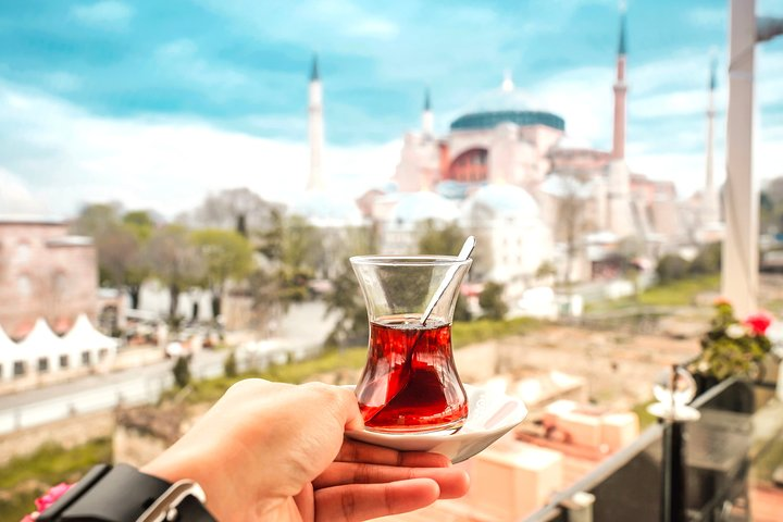 Istanbul Tour Including Blue Mosque, Hagia Sophia, Topkapi Palace and Hippodrome, Istanbul, Turkey