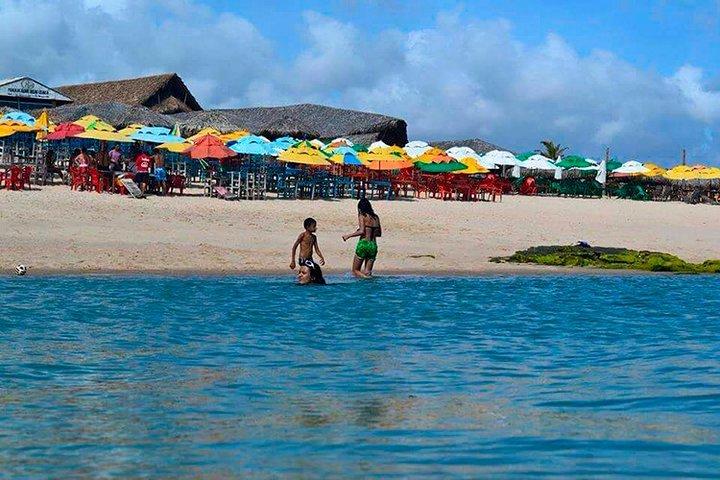 Tour to Aguas Belas Beach, Fortaleza, BRASIL