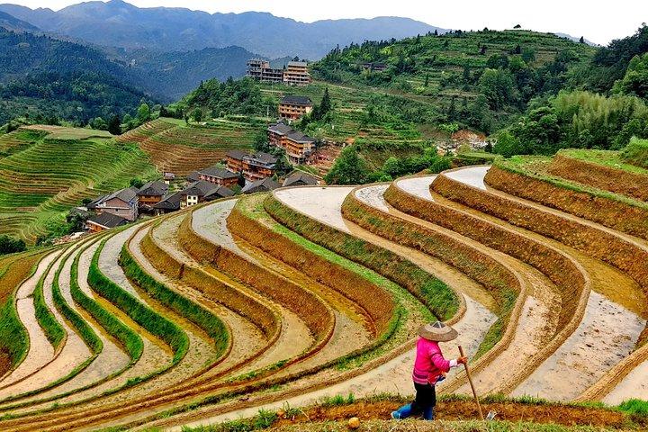 6-days Private Tour from Zhangjiajie to Guilin by train, Zhangjiajie, CHINA