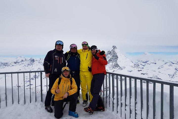 Private ski lesson - 3 hours, Zermatt, SUIZA