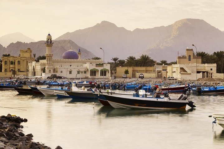 Private Transfer from Khasab (KHS) Airport to Esra Hotel Apartments, Jasab, OMAN