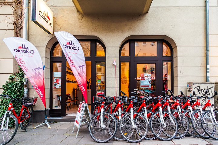 Private-Group Bike Tour of Cologne with Guide, Colonia, GERMANY