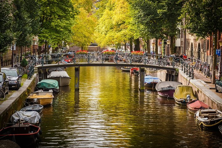 Private Roundtrip Transfer Schiphol Airport to Amsterdam, Amsterdam, HOLLAND