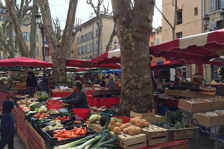 Full-Day Private Marseille Shore Excursion: Aix-en-Provence, Cassis, Calanques, Marsella, FRANCIA