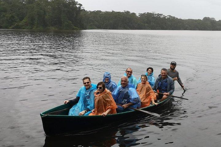 3-Days Tortuguero National Park Walking & Canoe Tour Eco Adventure All Inclusive, San Jose, COSTA RICA
