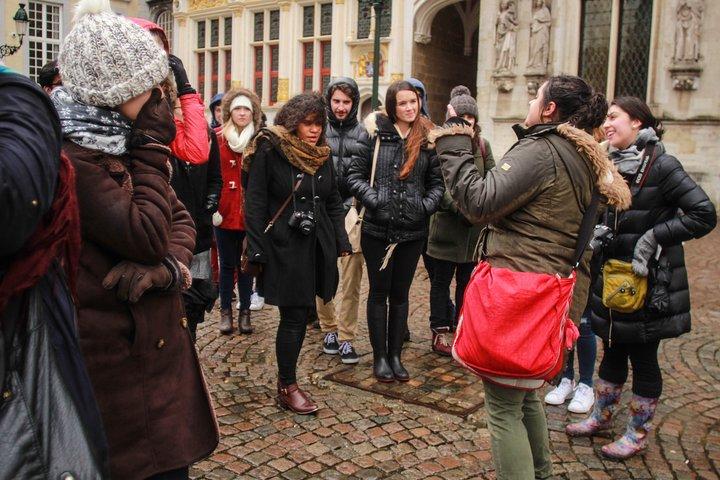 Lonely Planet Experience: Bruges Unveiled - Kickstart Walk, Brujas, BELGICA