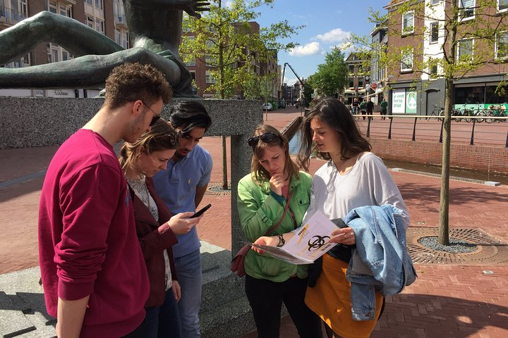 Exciting Murder Mystery - Interactive city walk in Haarlem, Haarlem, HOLANDA