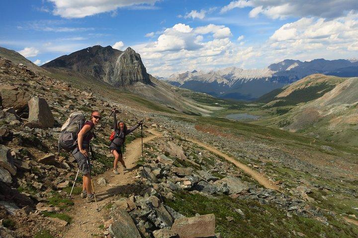 Lodge-based Skyline Trail, Aug 5-7, 3 days \ 2 nights, Jasper National Park, Jasper, CANADA