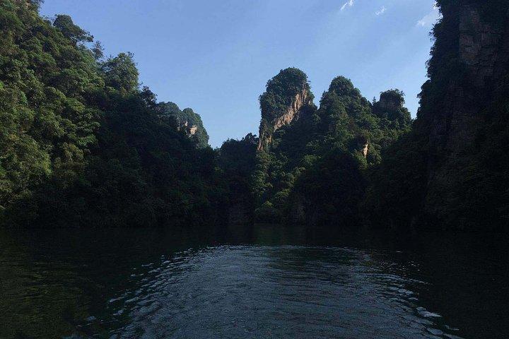 Baofeng Lake Admission Ticket in Zhangjiajie (with Boat Ride), Zhangjiajie, CHINA