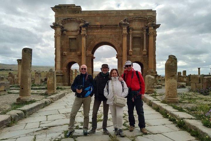 Best of Algeria Roman Ruins Tour By Algeriatours16, Argel, Argélia