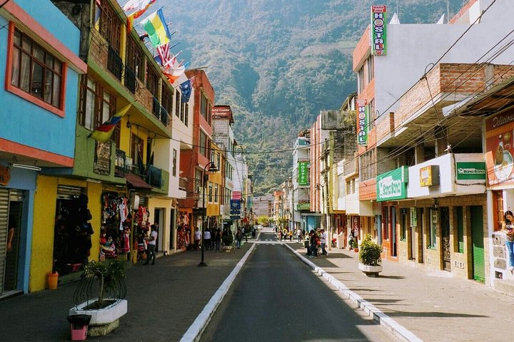 Shuttle Service from Guayaquil to Baños, Guayaquil, ECUADOR