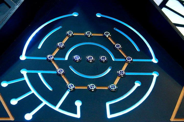 Private Group Puzzle-Solving Adventure Game: Spaceship, Wellington, NOVA ZELÂNDIA