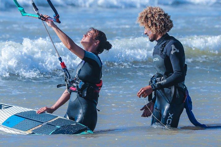 Private Kite Lessons, Esauira, MARRUECOS