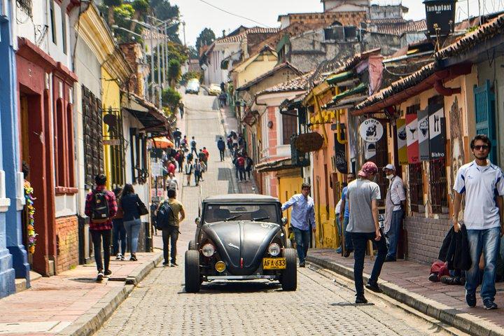 La Candelaria, Optional Monserrate and Optional Gold Museum Bogotá City Tour, Bogota, COLOMBIA