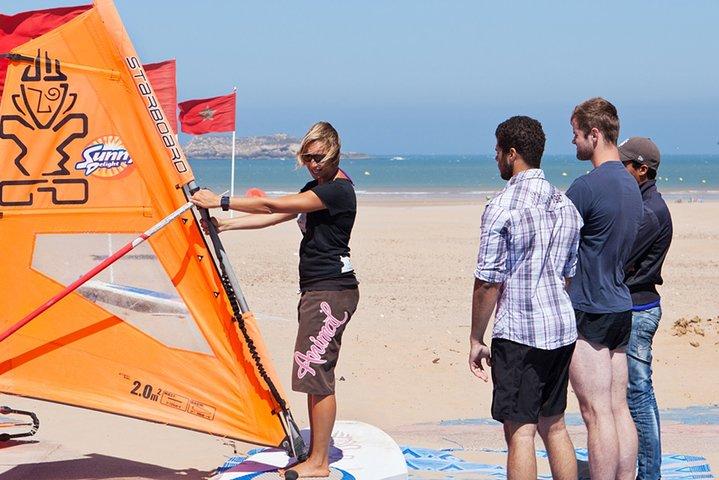 Windsurf Lessons, Esauira, MARRUECOS
