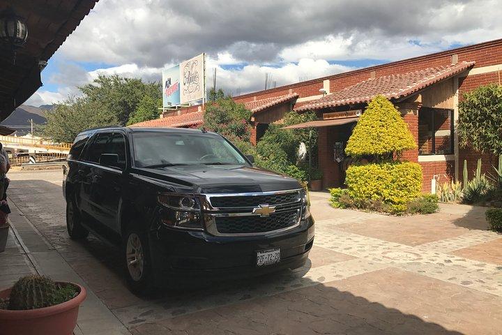 Shared Arrival Transfer: Huatulco International Airport to Huatulco Hotels, Huatulco, MÉXICO