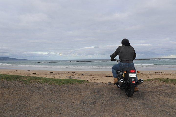 Royal Enfield Interceptor 650cc, Gran Carretera Oceanica, Austrália