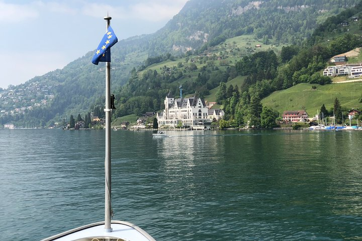 Private Tour to Mount Rigi and Lake Lucerne, Lucerna, SUIZA