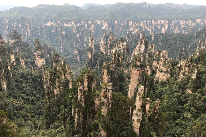5 Days Zhangjiajie Forest Park Fully Exploring Hiking Tour(5-star Hotel), Zhangjiajie, CHINA