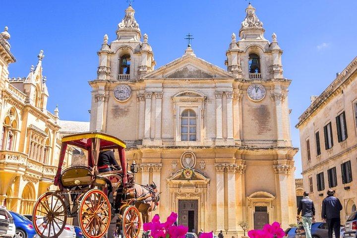 The very best of Malta in one day, Mellieha, MALTA