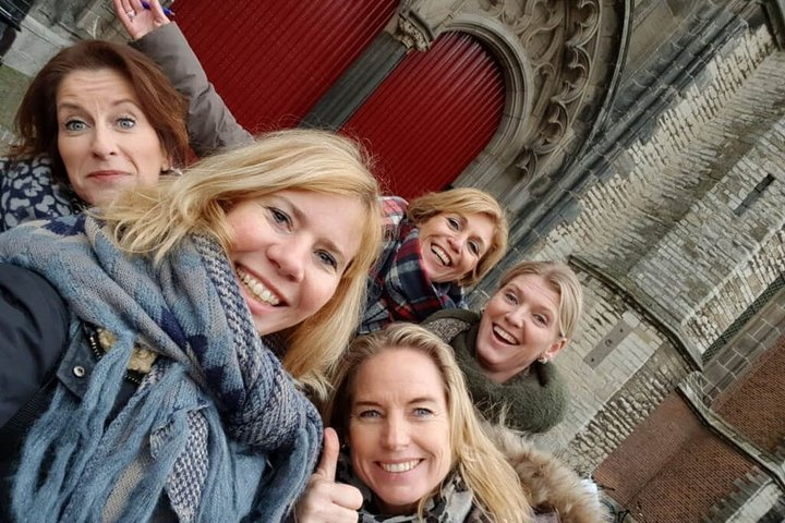 Escape the City - Interactive city walk in Dordrecht, Dordrecht, HOLLAND