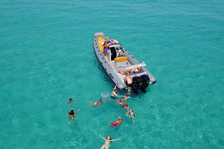 ESCLUSIVE PRIVATE BOAT TOUR IN TROPEA. Just you and your family, Tropea, ITALIA