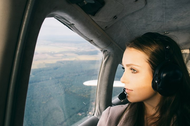 Private Sightseeing Flight over Stuttgart, ,