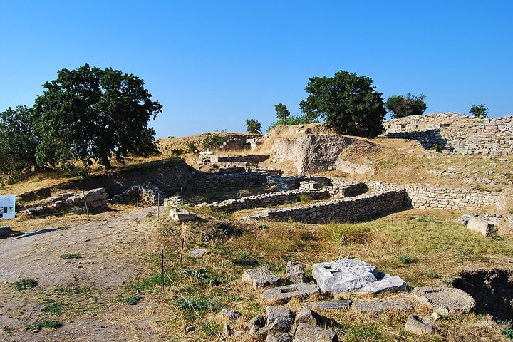 Self-guided Virtual Tour of Troy: The mysteries of ancient Troy, Canakkale, TURQUIA