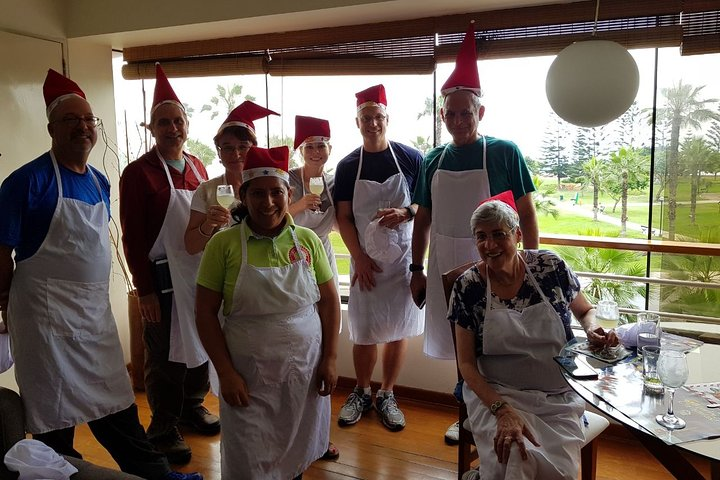 Private Cooking Class and Gastronomy Tour of Lima, Lima, PERU
