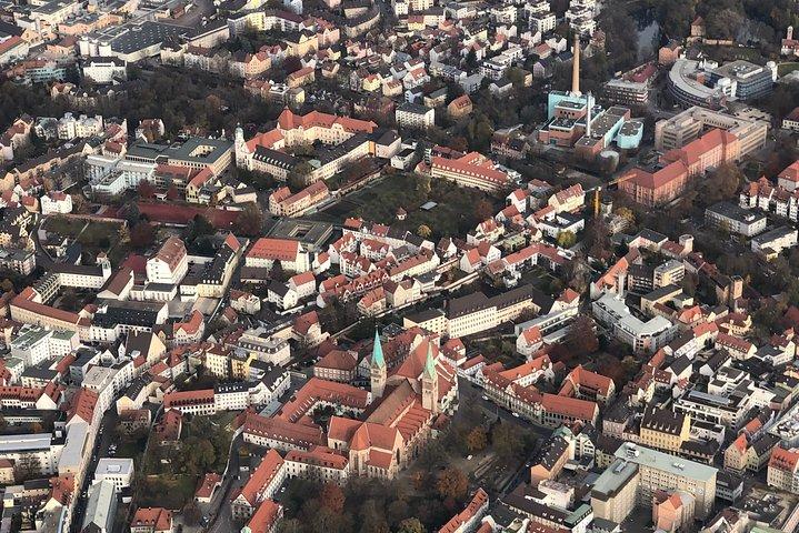 Munich: 1-Hour Private Sightseeing Flight, ,