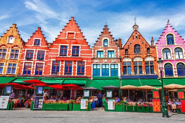 Discover Bruges with this Fun & Interactive City Game, Brujas, BELGICA