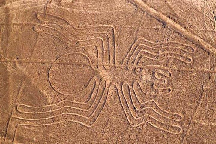 Overflight of the Nazca Lines, Nazca, PERU