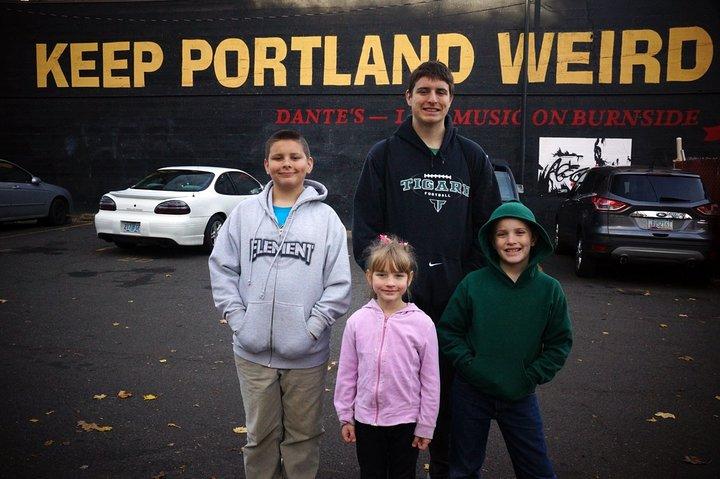 Portland Scavenger Hunt Adventure, Portland, OR, ESTADOS UNIDOS