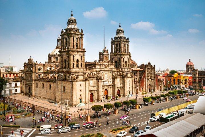 Private Mexico City Tour with Chapultepec Castle Visit, Ciudad de Mexico, MÉXICO