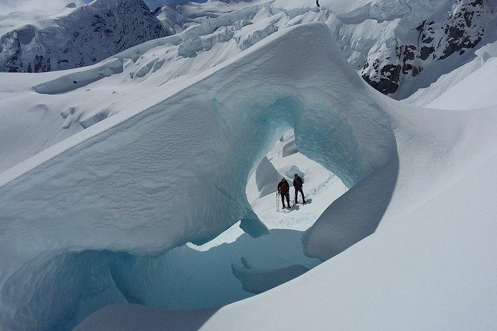 The Wigley: Top of the Tasman Glacier Hike, Canterbury, New Zealand