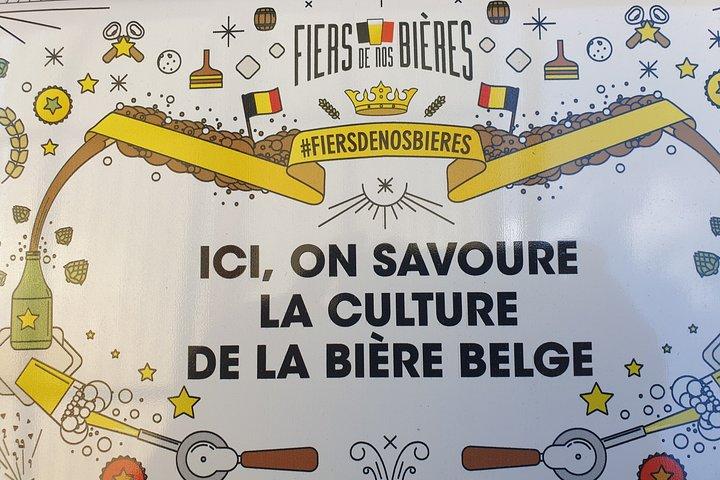 Tour da cerveja belga em Flandres, Lille, França