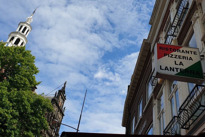 Inspirational Italian Walking Tour in The Hague's Royal Area, The Hague, HOLLAND