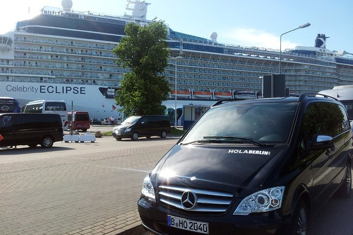 Private transport to or from Berlin for Cruise Passengers in Warnemünde-Rostock, Berlin, GERMANY